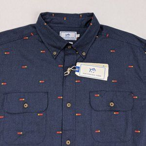 Southern Tide Classic Brushed Cotton Twill Shirt